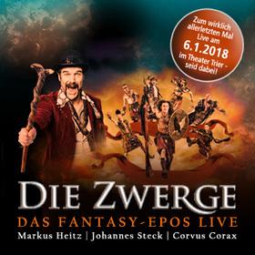 Bild: Die Zwerge - Das Fantasy-Epos live
