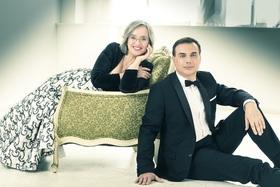 Bild: Klavierduo - Carles & Sofia Piano Duo
