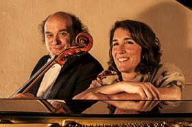 Bild: Konzert Duo - - Bassal und Vaella -