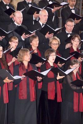 Bild: Adventsstern - Werke von Bach, Otto, Prée, Telemann