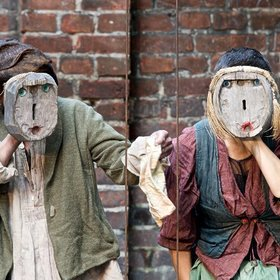 Bild: Theater Kranewit - Hänsel und Gretel