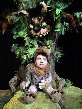 Bild: marotte Figurentheater - Der kleine Ritter Trenk