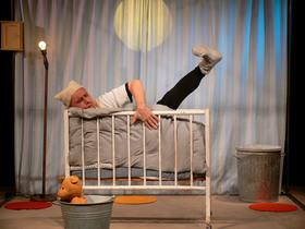 Bild: Gute Nacht mein Bär - Ein poetisches Schauspiel für Kinder von 2 - 5 Jahren