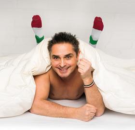 Bild: Italiener schlafen nackt...