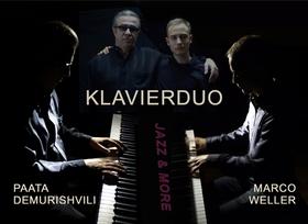 Bild: Klavierduo Paata Marco - JAZZ & MORE