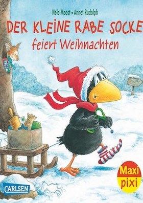 Bild: Der kleine Rabe Socke feiert Weihnachten
