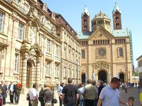 Bild: Stadtführung Speyer