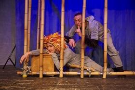 Bild: Gute Nacht, Gorilla - Theater Mär
