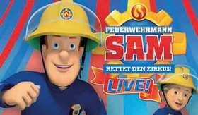 Bild: Feuerwehrmann Sam Live! - rettet den Zirkus!