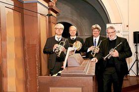 Bild: Im festlichen Glanz von Trompeten, Pauken & Orgel - Trompetenensemble Stuttgart