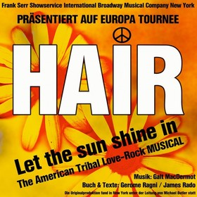 Bild: HAIR - THE AMERICAN TRIBAL Rock Love Musical