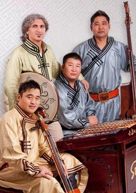 Bild: Mongolei trifft Orient