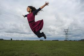 """Bild: Danstheater AYA """"Vlieger zonder koord"""" (6+)"""