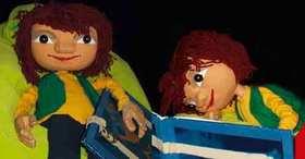 Bild: Hexe Lilli zaubert - Wodo Puppenspiel