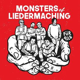 Monsters of Liedermaching - Für Alle Tour 2018
