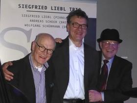 Bild: Kulturfrühstück mit dem Siegfried Liebl Trio