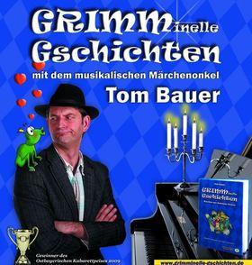 Bild: Grimminelle Gschichten - 4-Gänge-Dinner mit Tom Bauer
