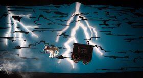 Bild: Augsburger Puppenkiste - Als der Weihnachtsmann vom Himmel fiel