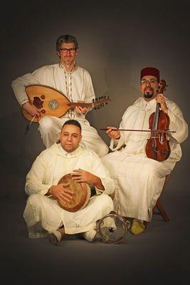 Bild: Klangkosmos Weltmusik - Gharbain (Marokko/Frankreich)