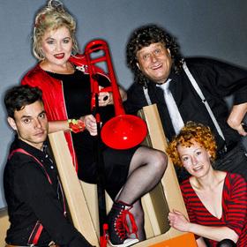 Bild: BALLASTREVUE - Gastspiel mit der HERKULESKEULE Dresden