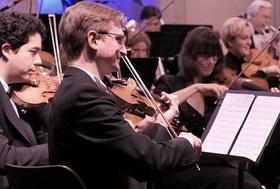 Bild: Weihnachtskonzert - Kur-Salonorchester Bad Nauheim