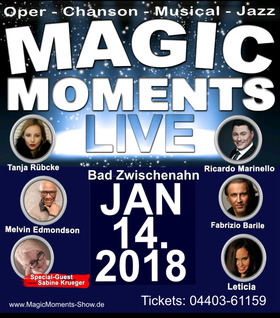 Bild: Magic Moments LIVE - Ein Winterkonzert