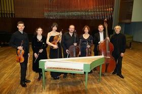 Bild: 1. Kreuzgangkonzert 2018: Kammersolisten Minsk
