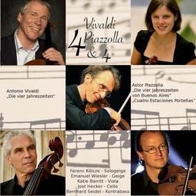 Bild: 3. Kreuzgangkonzert 2018: Ensemble Rubin