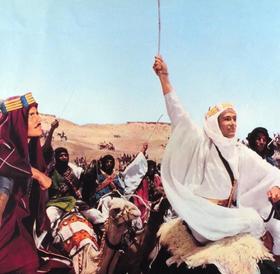 Bild: Lawrence von Arabien (in 70mm Projektion) in englischer Originalfassung mit deutschen Untertiteln