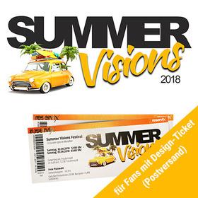 Bild: Summer Visions Festival - 15 Stunden Open Air Marathon