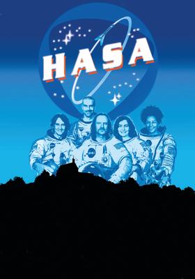Bild: HASA - Umbenannte Raumfahrt - Heiners All Star Attraktion