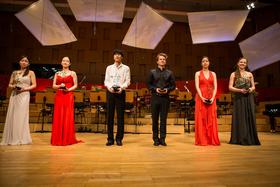 Bild: Juleum Konzert - Semifinalist des Joseph Joachim-Violinwettbewerbs