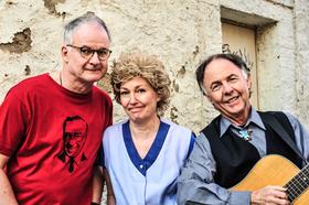 Bild: HESSISCH DREIDABBISCHKEIT - Mit Clajo Herrmann, Hilde von Bornheim und Rainer Weisbecker