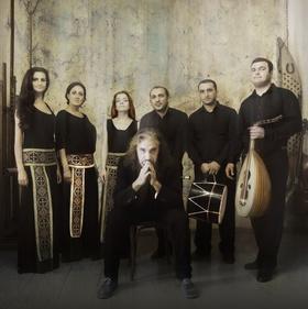 Bild: Das Naghash Ensemble aus Armenien
