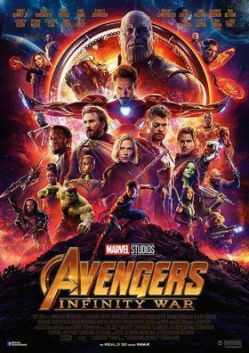 Bild: AVENGERS: Infinity War