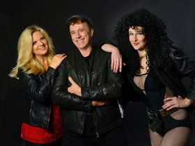 Bild: Rock`n Pop - Dinnershow - Eine Dinnershow die es in sich hat - We will Rock´n Pop - die Oldieshow!