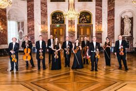 Bild: Abschlusskonzert der Dirigierklasse der Züricher Hochschule der Künste - Kurpfälzisches Kammerorchester, mit Moritz Winkelmann am Klavier