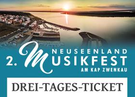 Bild: 2. NeuSeenland Musikfest am Kap Zwenkau - 3 Konzertabende mit dem Leipziger Symphonieorchester