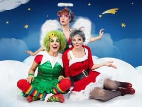 Bild: Der Traumzauberbaum & Josefine, die Weihnachtsmaus