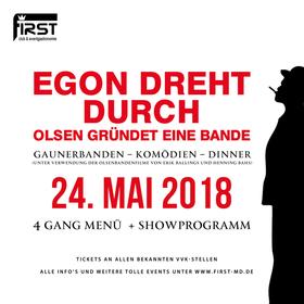 Bild: Egon dreht durch - Olsen gründet eine Bande - 24. Mai 2018