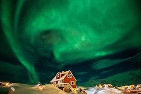 Bild: »Im Bann des Nordens - Abenteuer am Polarkreis«