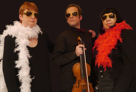 Bild: Trio Kriminale auf Tätersuche - musikalische Reise durch die Geschichte der Kriminalliteratur