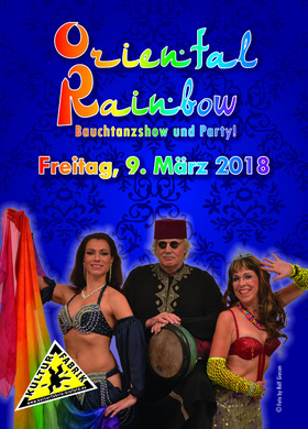 Oriental Rainbow - Bauchtanz - Lifepercussion - Comedy