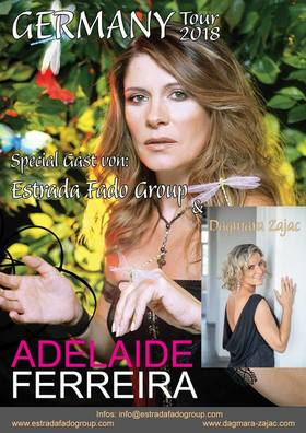 Estrada Fado Group - meets Adelaide Ferreira