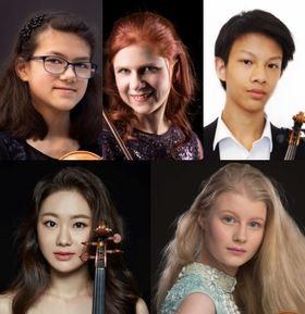 Bild: Internationales Violinfestival Junger Meister 2018 - Orchesterkonzert
