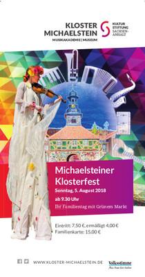 Bild: Michaelsteiner Klosterfest