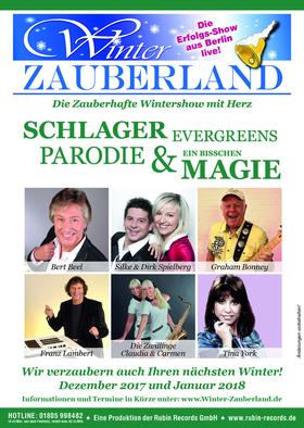 Winterzauberland - Die Gala der großem Show-Legenden