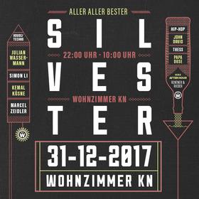 Bild: Allerallerbester Silvester 2017 im Wohnzimmer - 12 Stunden Party Hard // House - Techno - Hip-Hop