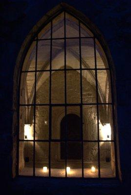 Bild: Abendführung Kloster(t)räume im Kerzenschein