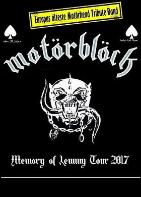 Bild: MOTÖRBLÖCK - Konzert zum Todestag von Lemmy